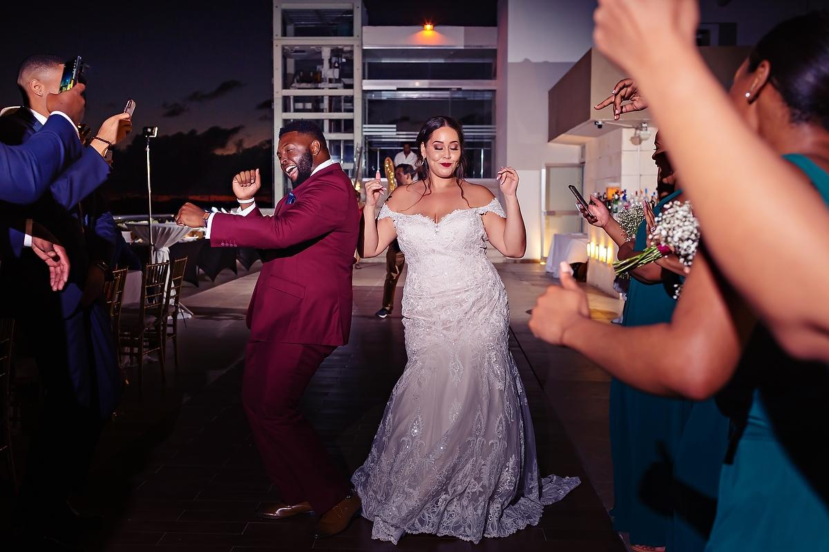 Azul Fives Christian Wedding Brittany and Derenik_0053