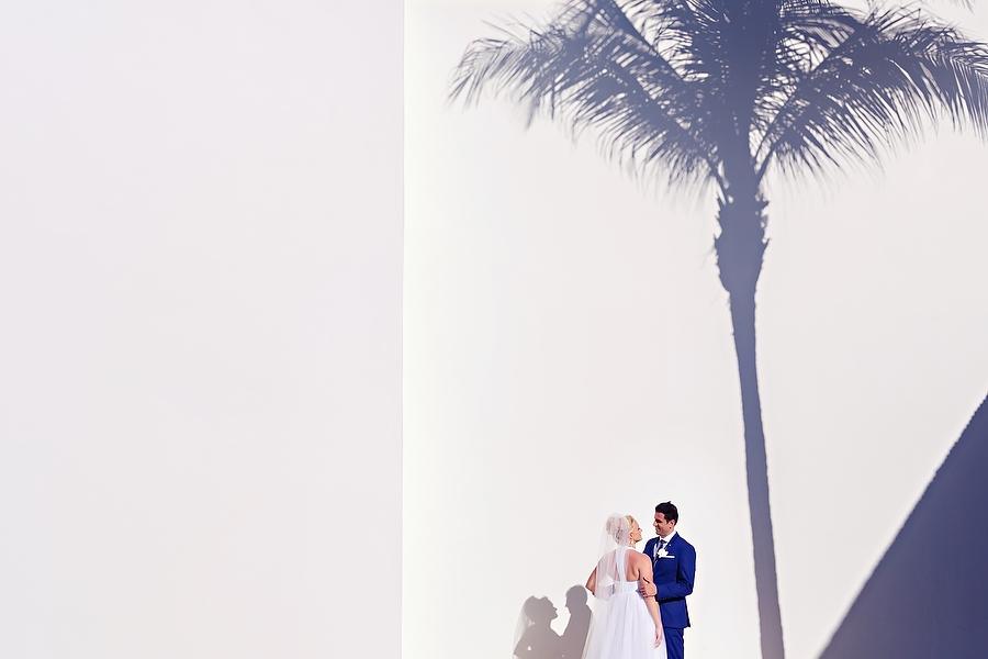 Colorful Finest Playa Mujeres Wedding MaryJayne + Moji_0063