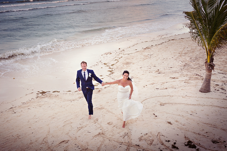 Fun Azul Sensatori Destination Wedding