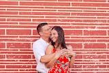 Isla Mujeres Engagement Session Marissa + Anthony_0001