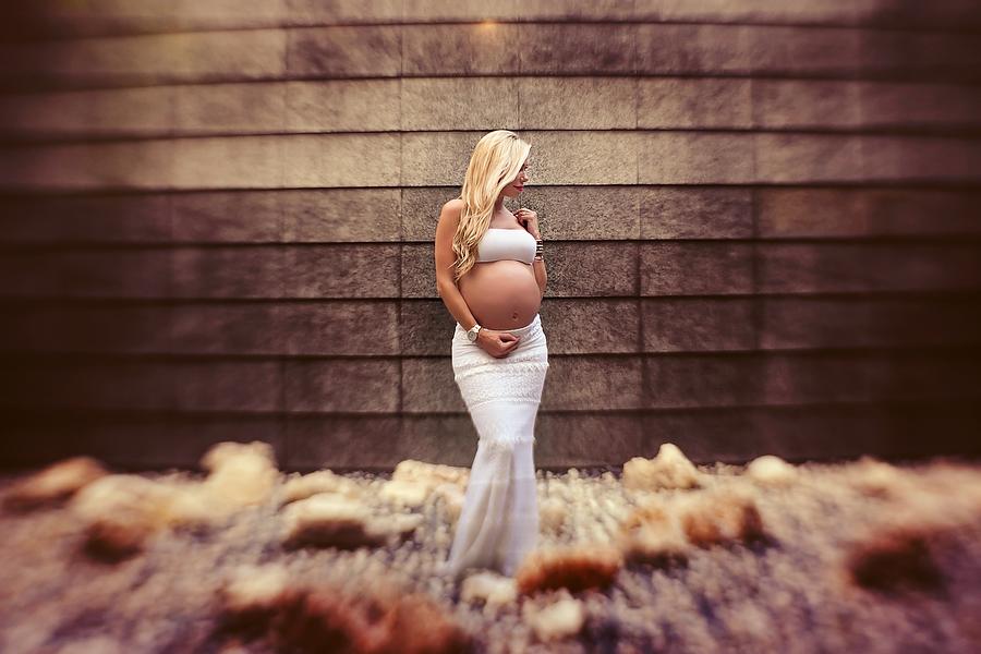 Maternity Portraits Cancun
