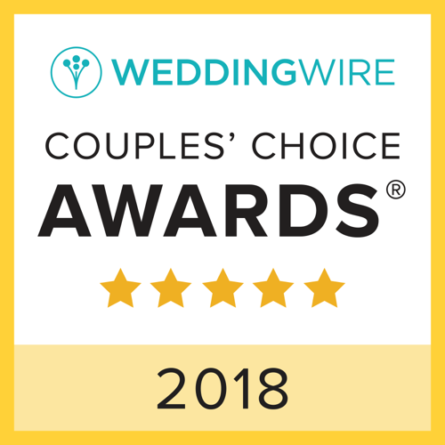 Couples' Choice - Wedding Awards 2018