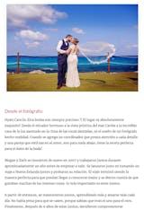 Megan y Zachary de Boda en Cancún Hyatt Ziva