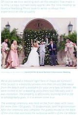 Vendor Love: Quetzal Wedding Photo