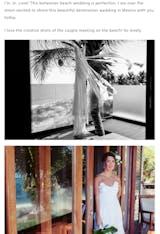 A BEAUTIFUL BOHEMIAN BEACH WEDDING