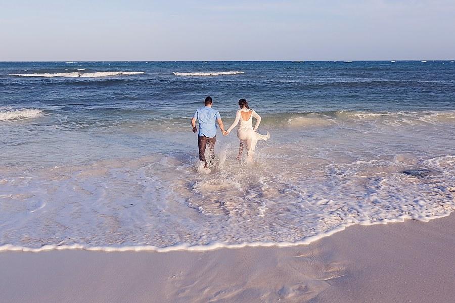 Cenote and Beach Trash the Dress_0028
